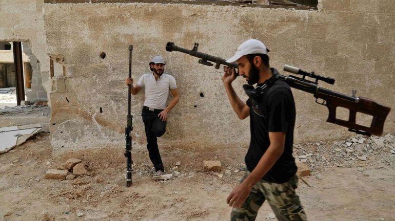 Syrie: accord Moscou et les rebelles pour sécuriser l'enclave de la Ghouta