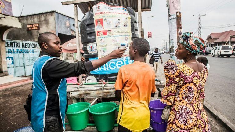 Epidémie d'Ebola en RDC: 1905 décès en un an