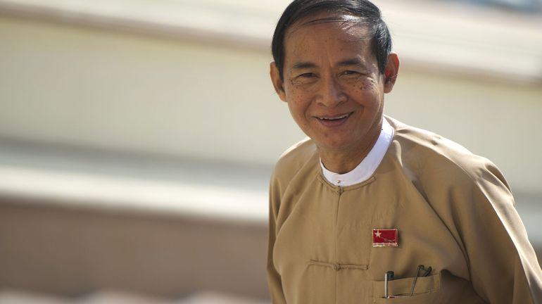 Birmanie: un proche de Suu Kyi sur le point de devenir le nouveau président