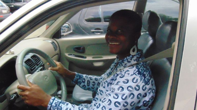 Ghana : Miss Taxi, une femme qui montre la voie