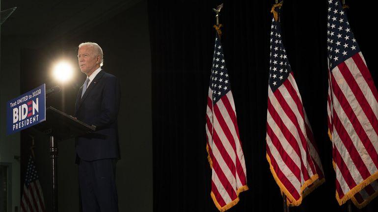 Présidentielle américaine 2020: Joe Biden remporte officiellement les primaires démocrates