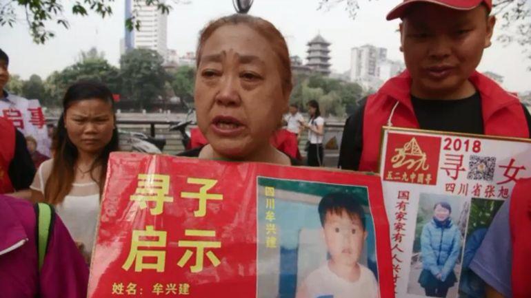 Des milliers d'enfants kidnappés en Chine chaque année pour être revendus