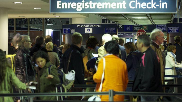 Bruxelles-Midi : importantes files d'attente pour embarquer sur l'Eurostar