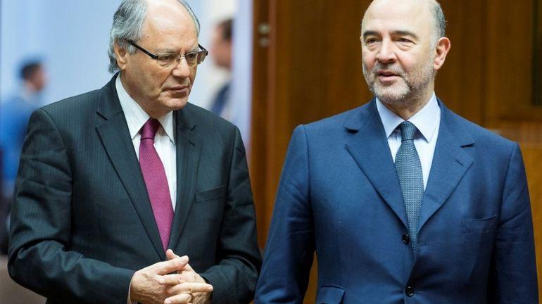 """L'UE décrit comme """"un peu surréaliste"""" le G20 de Baden-Baden"""