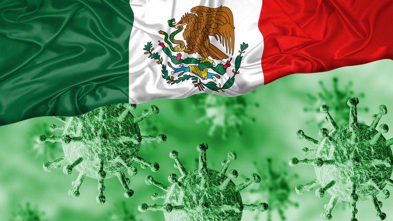 Coronavirus au Mexique: l'épidémie progresse avec plus de 15.000 morts et près de 130.000 cas
