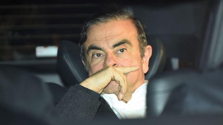 De Tokyo à Beyrouth: quel est le parcours suivi par Carlos Ghosn, l'ex-patron de Renault et Nissan?