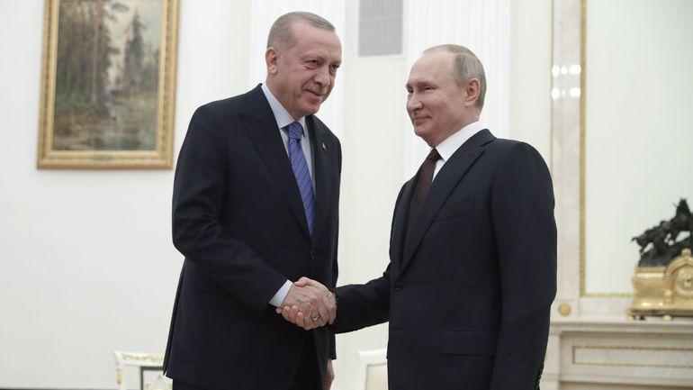Syrie: la Turquie et la Russie s'entendent sur un cessez-le-feu à Idlib