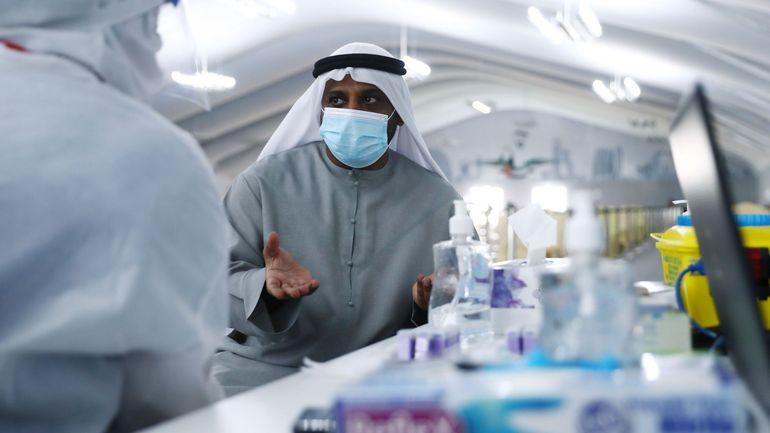 Emirats: plus de 1000 nouveaux cas de coronavirus en une journée, un record