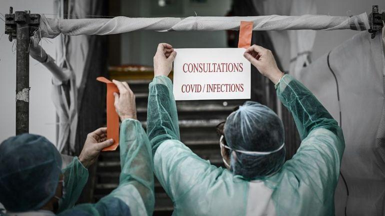 Coronavirus: en France, le confinement est prolongé au moins jusqu'au 15 avril