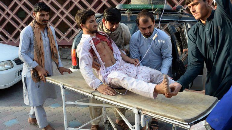 Au moins 14 morts dans un nouvel attentat-suicide dans l'est de l'Afghanistan