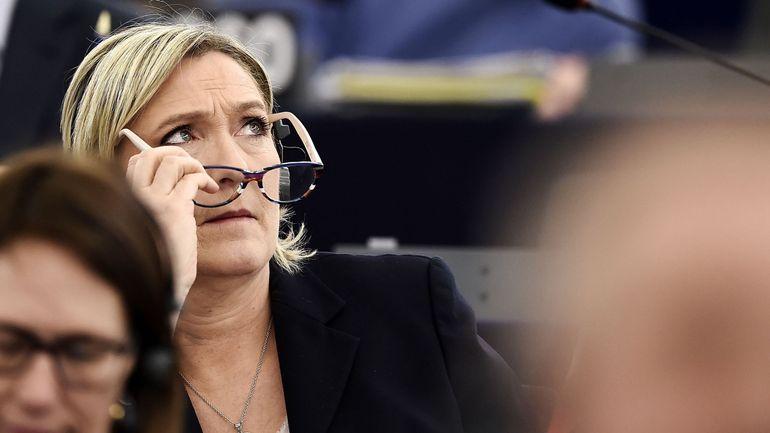 Le tribunal de Nice demande la levée de l'immunité parlementaire de Marine Le Pen