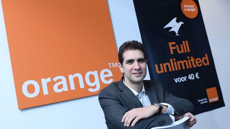 """Le patron d'Orange sur la 5G: """"La Belgique doit se ressaisir rapidement"""""""