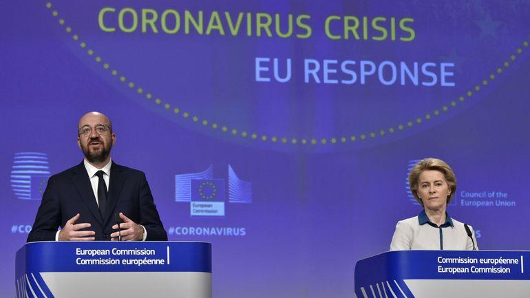 Coronavirus: télétravail, écoles, personnes âgées& Les mesures de déconfinement recommandées par l'UE