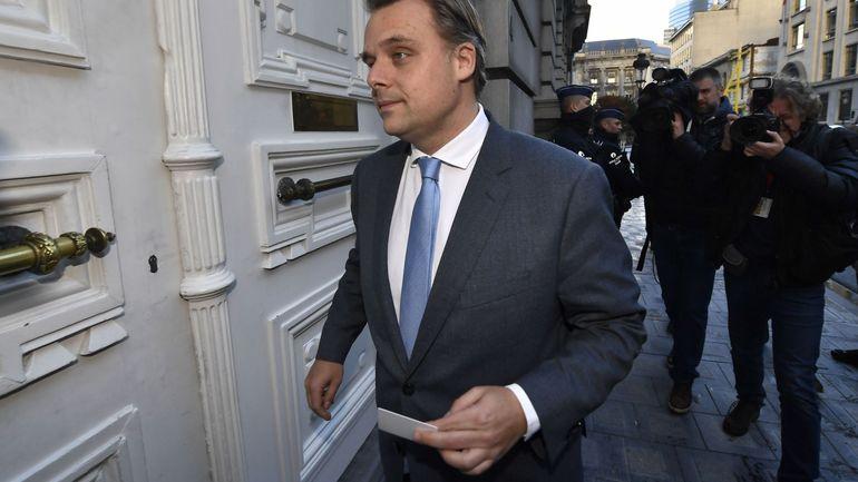 Qui est Philippe De Backer, nouveau ministre fédéral ?