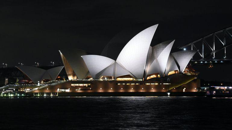 Attentat à Christchurch: l'opéra de Sydney rend hommage à la Nouvelle-Zélande