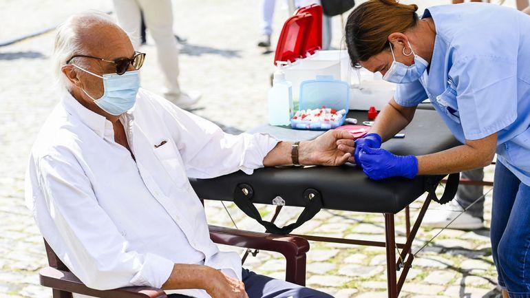 Coronavirus en Belgique ce mercredi 5 août: le nombre moyen d'infections s'élève à 535 par jour