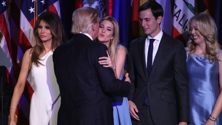 Donald Trump peut nommer son beau-fils comme conseiller