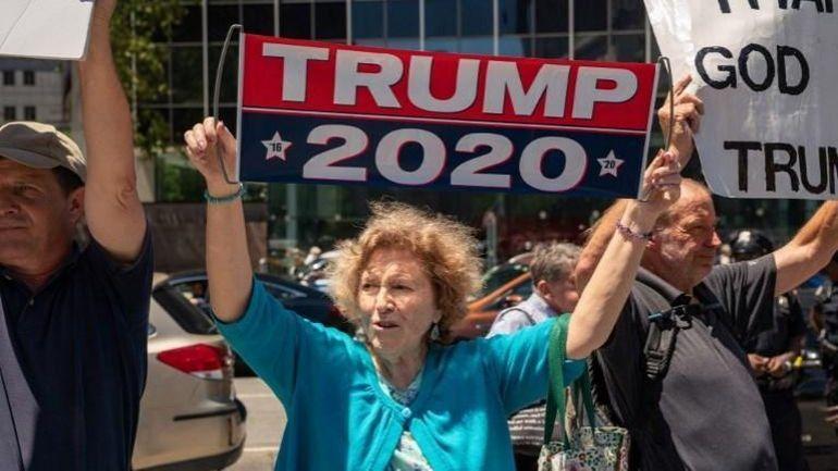 Donald Trump repart -déjà- en campagne