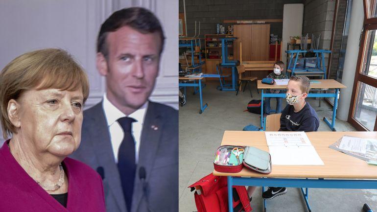 Revue de presse: Réinventer l'école et sauver l'économie européenne