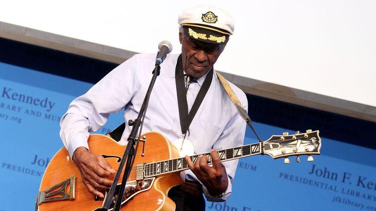 """""""Big Boys"""", une chanson inédite de Chuck Berry dévoilée 4 jours après sa mort"""