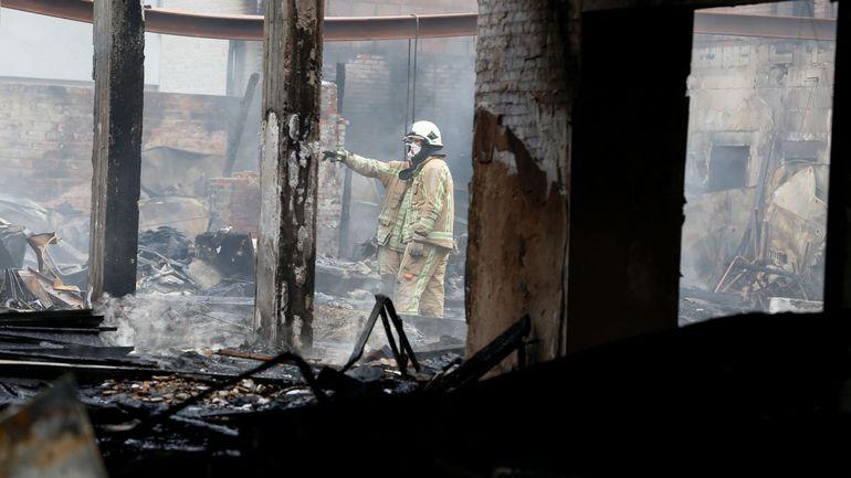 Quels risques faut-il faire encourir aux pompiers lorsqu'il n'y a pas de vie à sauver?