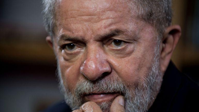 Brésil: l'ex-président Lula écope d'une nouvelle peine de plus de 12 ans de prison