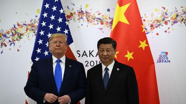 """Coronavirus: pour Xi Jinping, la Chine et la Etats-Unis doivent """"s'unir"""" malgré les rivalités"""