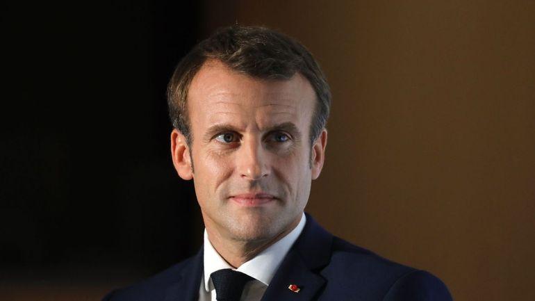 France: Emmanuel Macron annonce la fermeture de toutes les écoles et crèches à partir de lundi