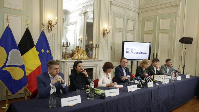 Bruxelles: voici les derniers éléments qui bloquaient l'accord de gouvernement