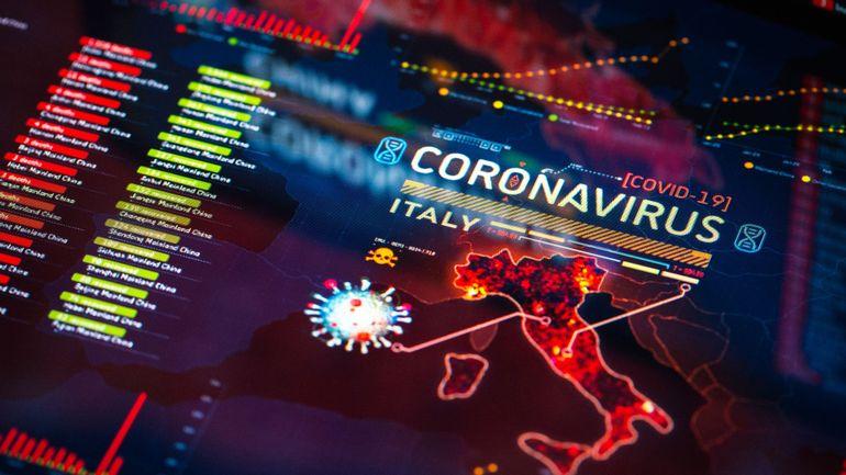 Coronavirus: le nombre de décès quotidiens repart à la baisse en Italie, avec 570 morts en une journée