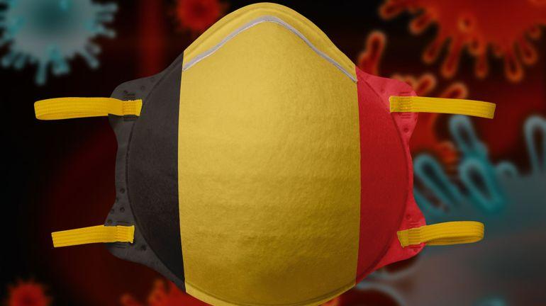 Coronavirus en Belgique ce 14 juillet: 95 nouveaux cas quotidiens en moyenne, un chiffre en hausse de 11%