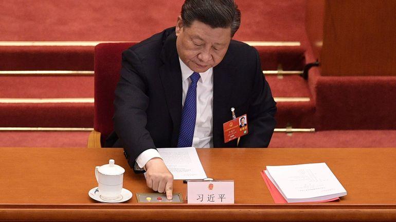 Le président chinois promulgue la loi sur la sécurité nationale à Hong Kong