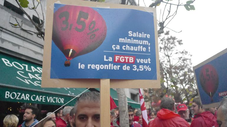 Augmentation du salaire minimum interprofessionnel: le blocage persiste