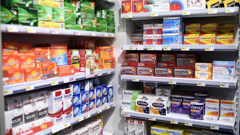 Près de 500 médicaments manquent en Belgique: comment savoir lesquels?