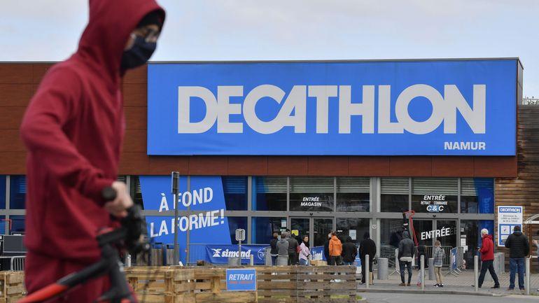 Coronavirus en Belgique: nouvelle grève au centre de distribution de Decathlon à Willebroek