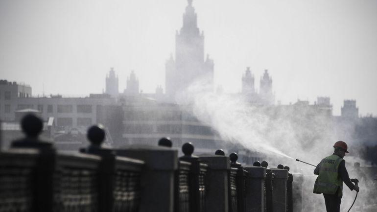 Coronavirus: la Russie ferme totalement ses frontières