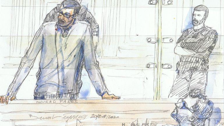 France: recruteur pour le djihad, Mourad Farès risque 22 ans de réclusion criminelle