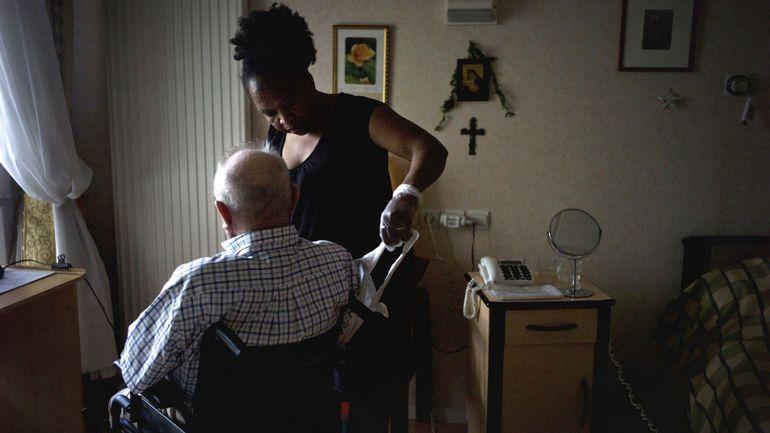 Coronavirus en Belgique: la Fédération de l'aide et des soins à domicile tire la sonnette d'alarme