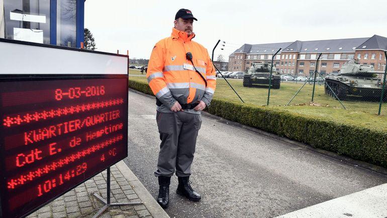 Coronavirus en Belgique: chamboulé par le coronavirus, le secteur du gardiennage se réorganise