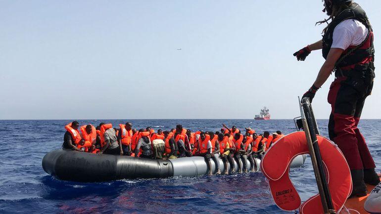 La Grèce réclame que l'Europe partage le fardeau des migrants