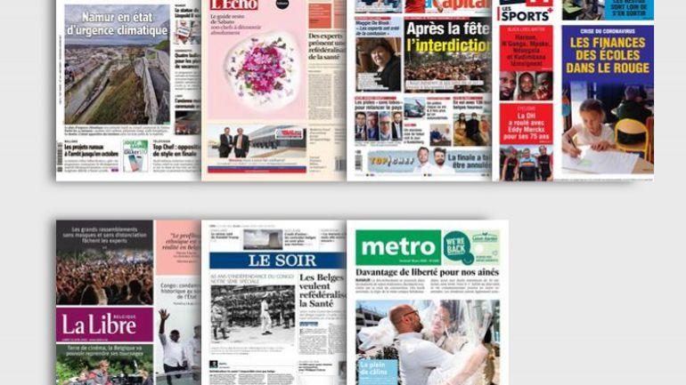 Coronavirus et médias: les ventes d'abonnements aux journaux en forte hausse pendant le confinement