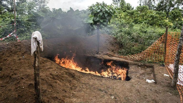"""""""On jette des pierres aux gens de la Croix-Rouge"""": en RDC, la lutte contre Ebola...et le virus des rumeurs"""