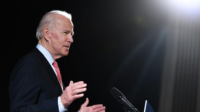 """Elections aux USA: pour Joe Biden """"un Noir n'est pas noir s'il pense voter Trump"""""""