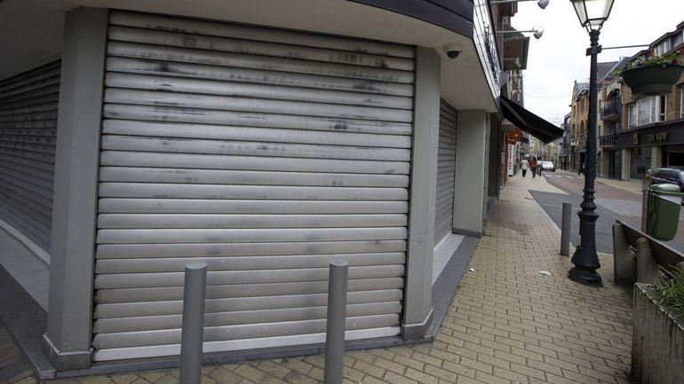 Coronavirus: la Belgique ne compte que dix faillites par jour en avril