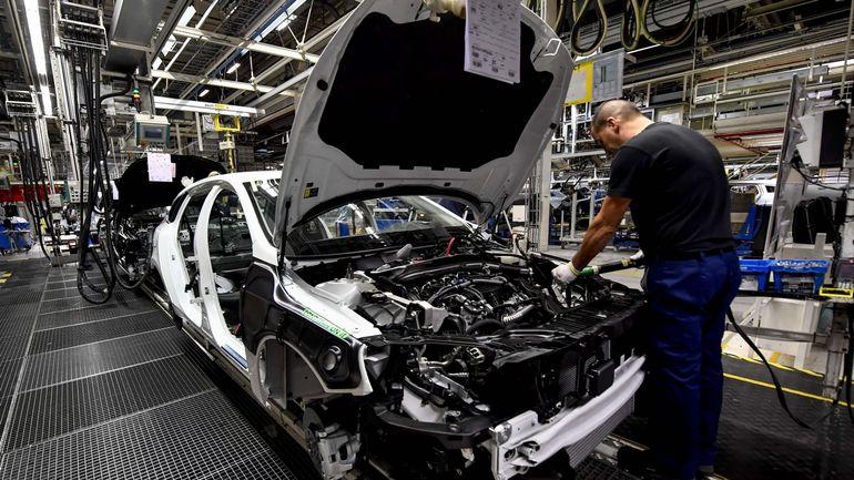 La moitié des Belges dans la tranche des 55-64 ans est au travail