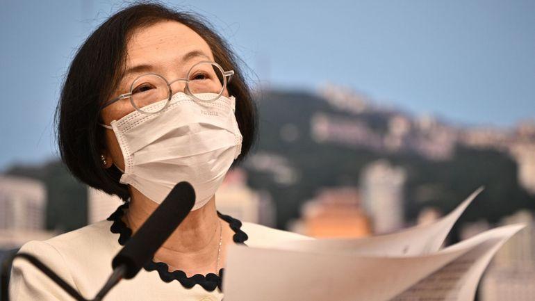 Face à un regain du coronavirus, Hong Kong ferme de nouveau écoles et crèches