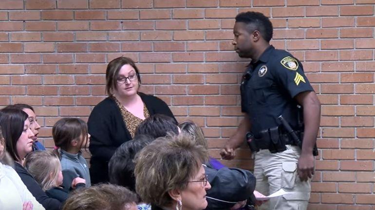 USA: l'institutrice pose une question sur son salaire, elle finit en prison