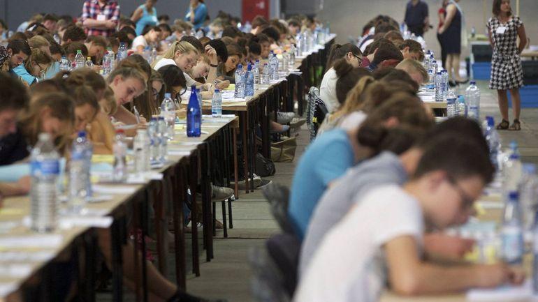 Examen d'entrée en médecine: un taux de réussite de 15,47%, en baisse par rapport aux années précédentes