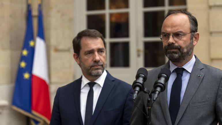 Attaque à Paris: Christophe Castaner reconnaît qu'il y a eu des failles mais ne démissionnera pas
