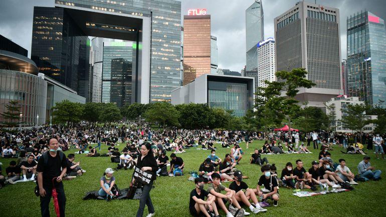 Hong Kong: le projet de loi sur les extraditions vers la Chine va être retiré